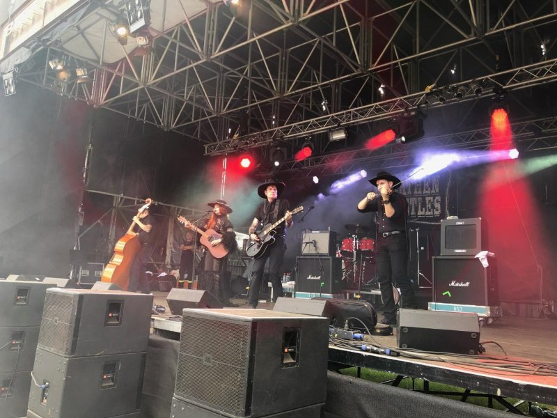 Wacken Open Air Festival. Photo by Joose Amok