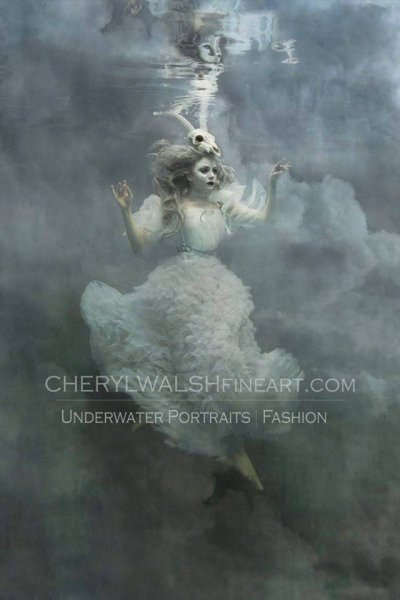 Underwater photo by Cheryl Walsh
