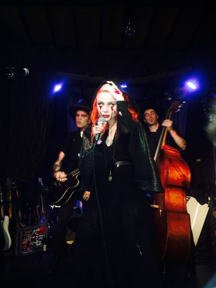 August 2014 Bar Sinister by Lisa Marie
