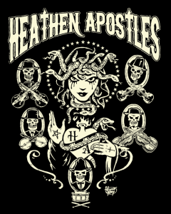 Heathen Apostles Screen shot