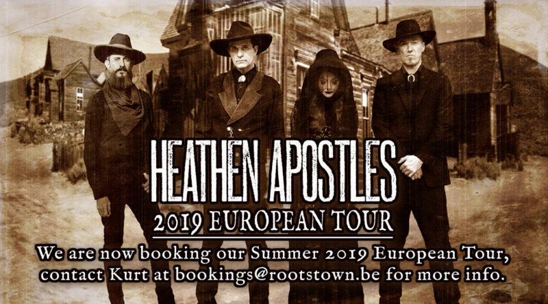 Heathen Apostles 2019 Tour of Europe