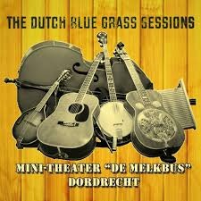 Heathen Apostles on Dutch Blue Grass Sessions
